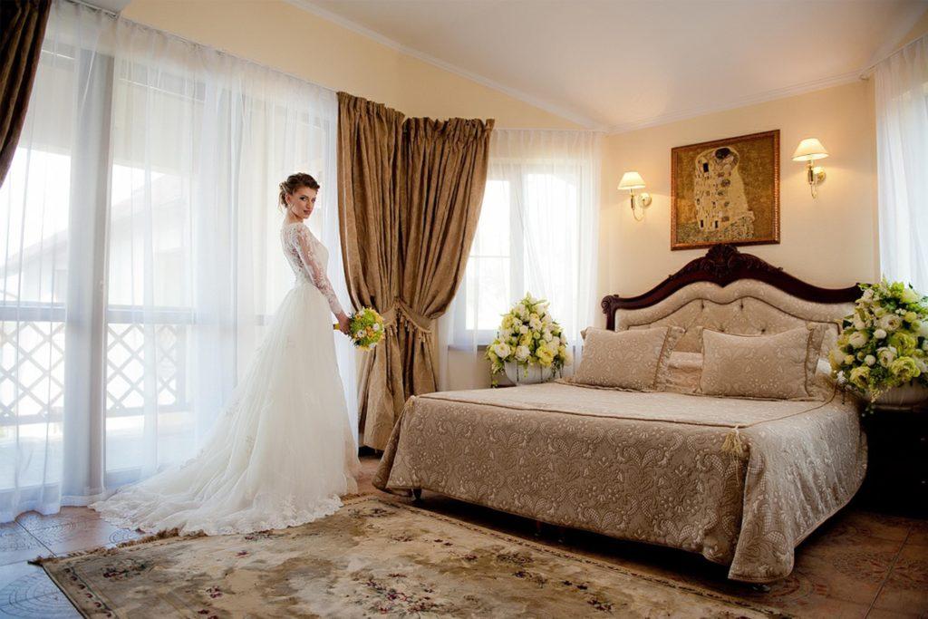 2 зимних зала для свадебного банкета в Высоком Береге
