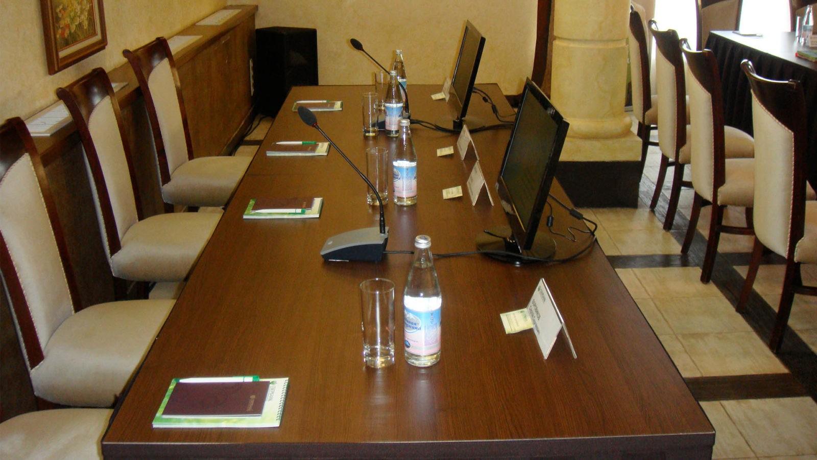 Конференц- зал на Левом Берегу Дона
