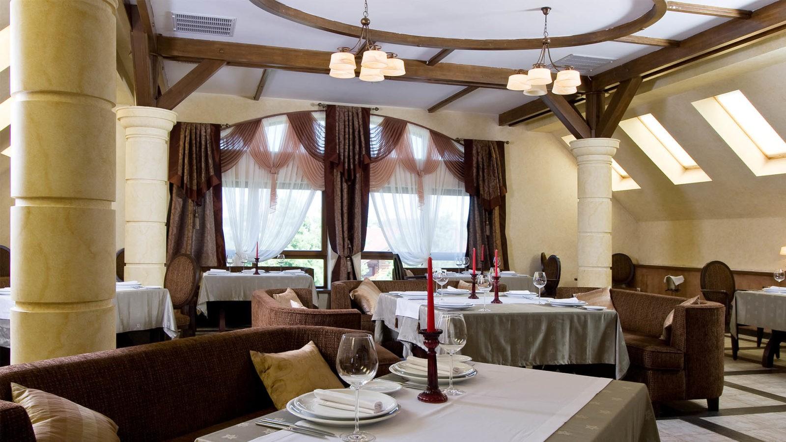 Ресторан Высокий Берег Второй Зал