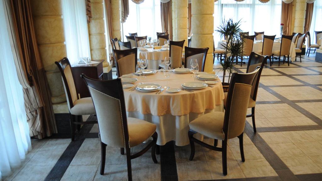 Ресторан Высокий Берег Первый Зал