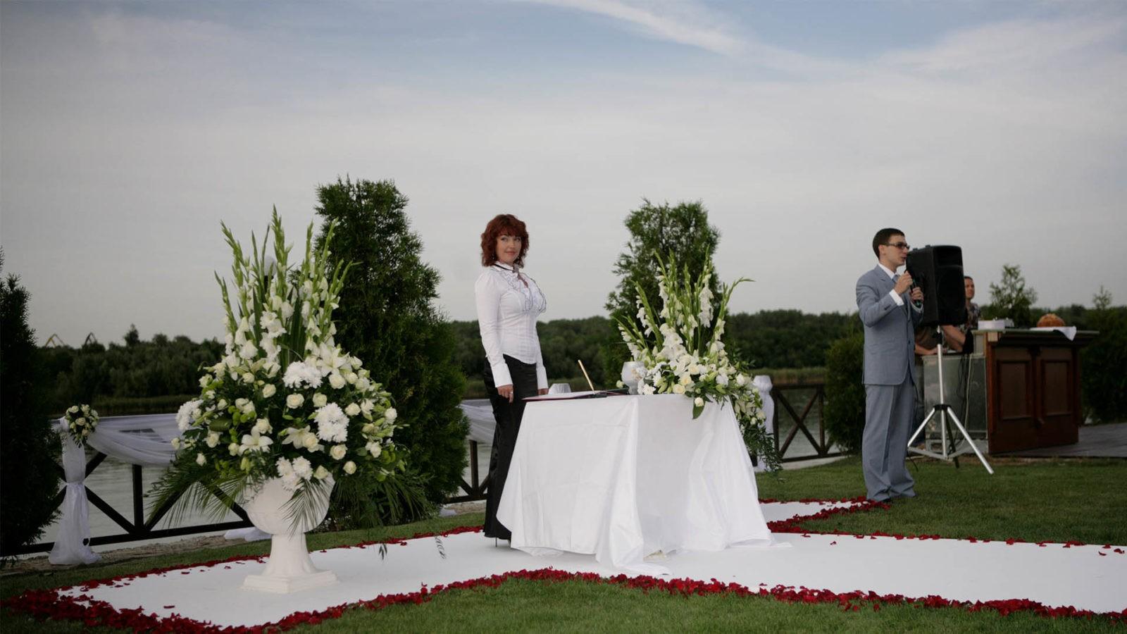 Свадьба Высокий Берег
